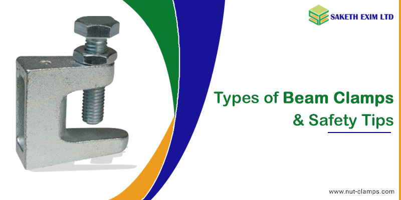 Types of Beam Clamps